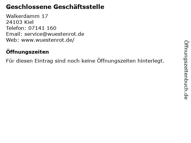 Wüstenrot Bausparkasse: Michael Leschke in Kiel: Adresse und Öffnungszeiten
