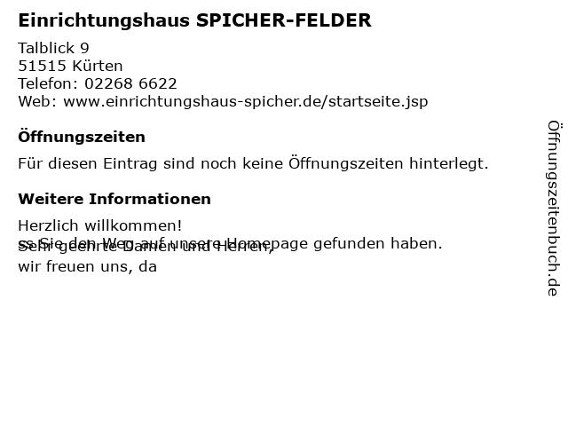 ᐅ Offnungszeiten Mobel Und Bestattungen Hubert Und Joachim Felder