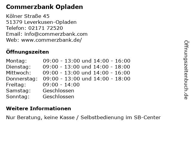 Commerzbank Leverkusen