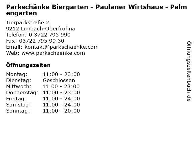 Palmengarten Dortmund
