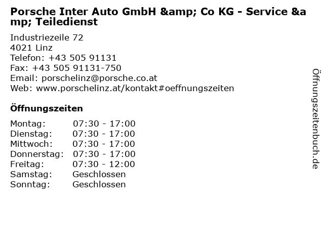 Mayer Linz - Autohaus - Service in Linz: Adresse und Öffnungszeiten