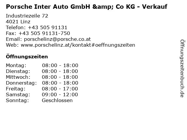 Mayer Linz - Autohaus - Verkauf in Linz: Adresse und Öffnungszeiten