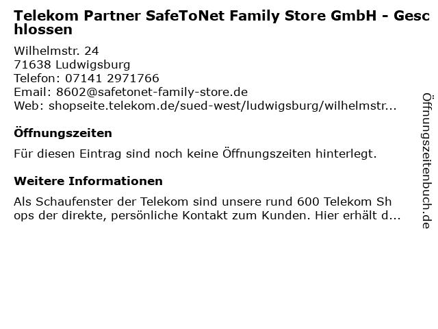 Mobilfunkshop FEXCOM Ludwigsburg in Ludwigsburg: Adresse und Öffnungszeiten