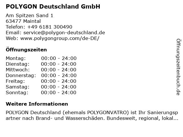 JET Tankstellen Deutschland GmbH in Maintal: Adresse und Öffnungszeiten