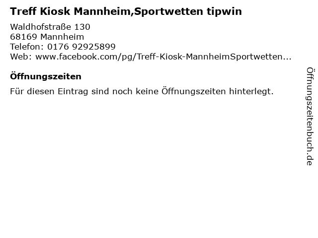 Tipwin Mannheim
