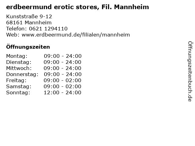 erotic mannheim