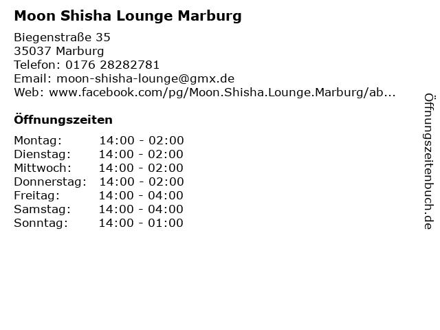 Shisha bar marburg