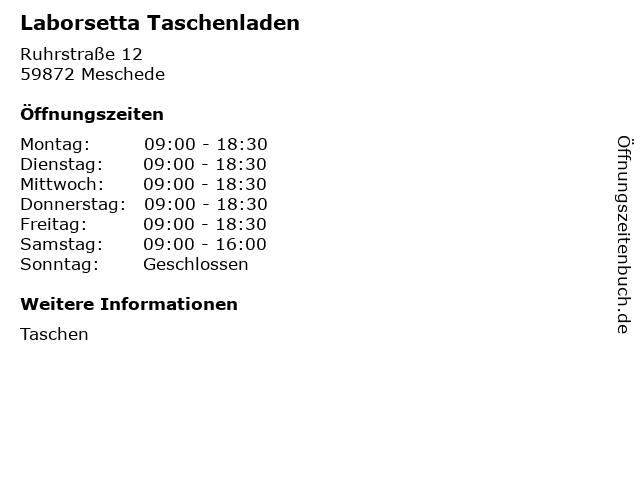 ac942c161ed1c Bilder zu Laborsetta Taschenladen in Meschede