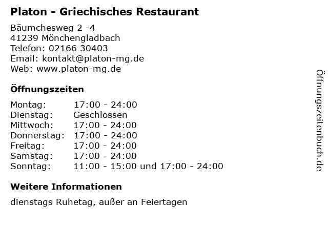 platon mönchengladbach