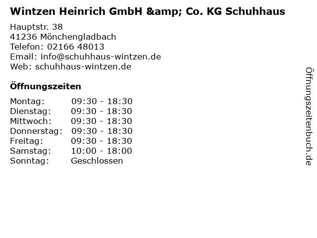 19dfe07d081e37 Bilder zu Wintzen Heinrich GmbH   Co. KG Schuhhaus in Mönchengladbach