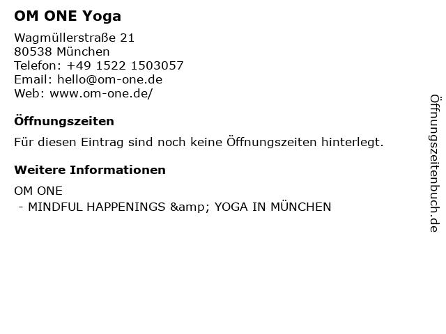 Kale&Cake GmbH   Yoga im Lehel München in München: Adresse und Öffnungszeiten