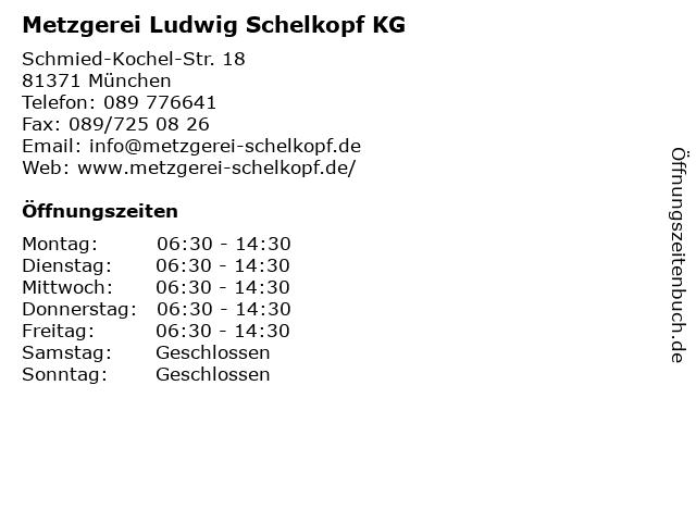 Metzgerei Schelkopf