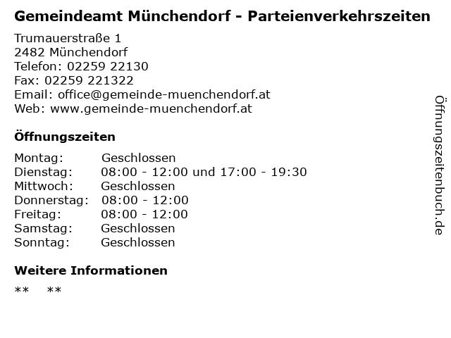 Gem2Go - Gemeinde Mnchendorf - Startseite - Unsere