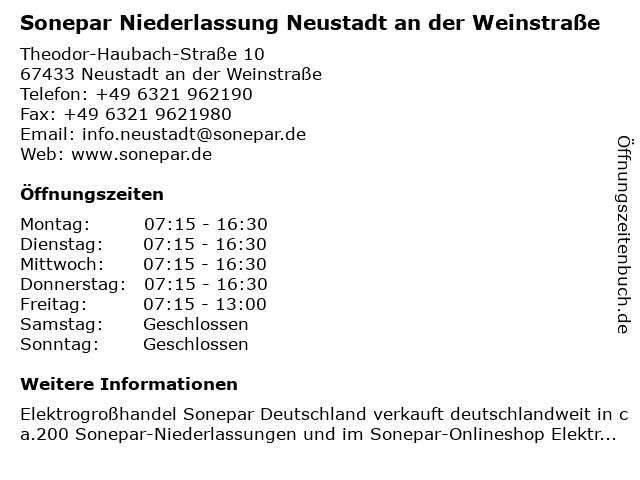 Sonepar Duisburg
