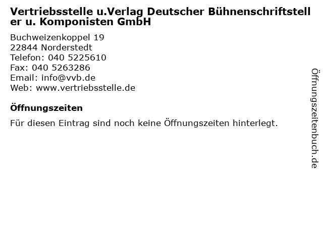 ᐅ öffnungszeiten Vertriebsstelle Uverlag Deutscher
