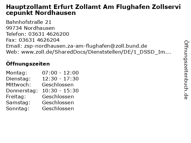 Hauptzollamt Köln Zollamt Flughafen