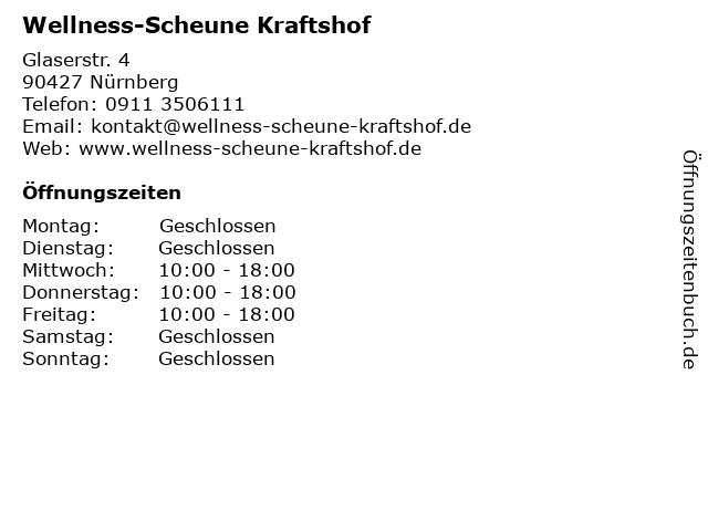 Scheune nürnberg