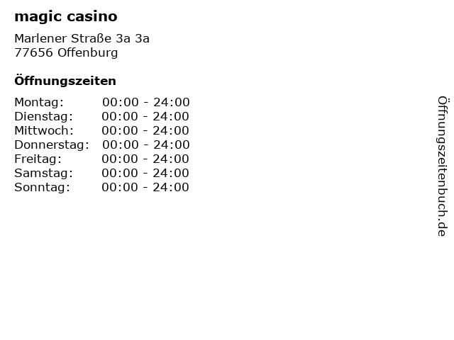 Magic Casino Offenburg