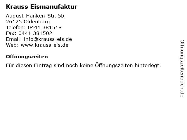 Oldenburger eismanufaktur