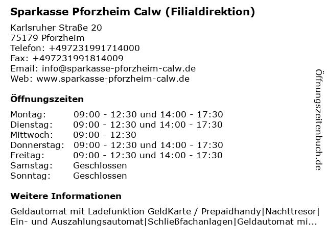 Sparkasse Pforzheim Online Banking Anmelden
