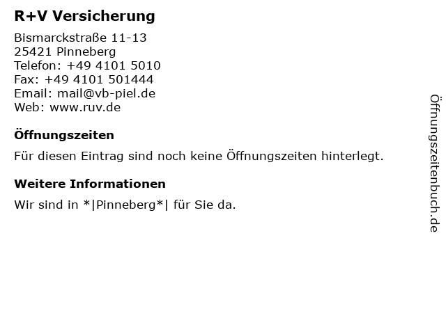 Volksbank Pinneberg-Elmshorn (Geldautomat - Filiale) in Pinneberg: Adresse und Öffnungszeiten