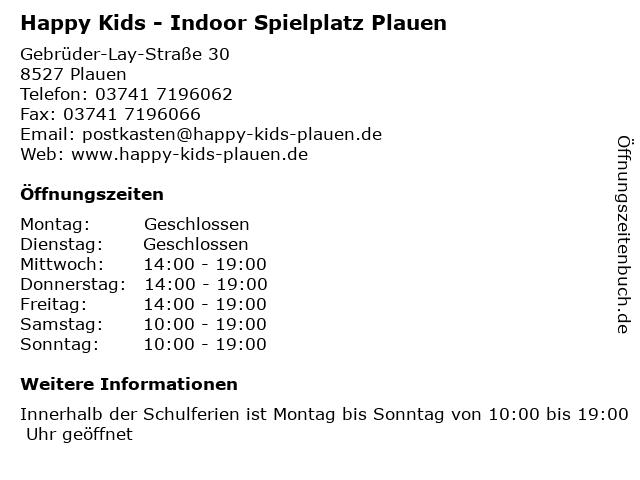 indoor spielplatz plauen