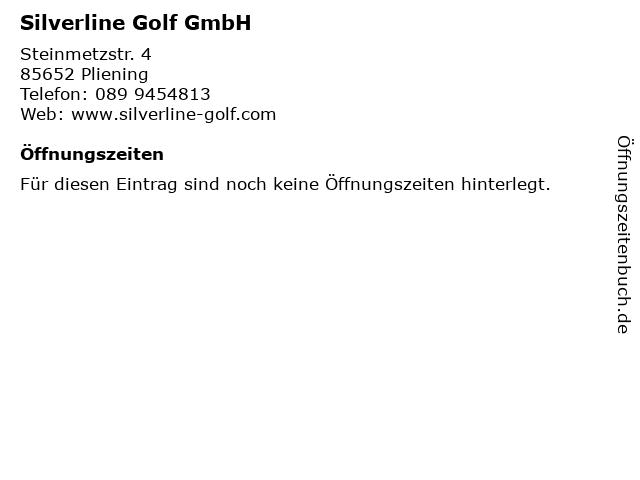 Silverline Golf GmbH in Pliening: Adresse und Öffnungszeiten