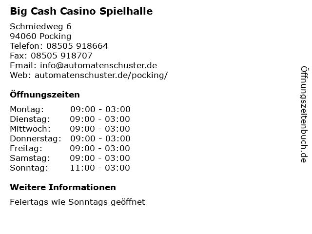 Casino Mannheim Offnungszeiten