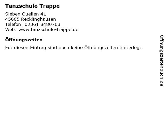tanzschule recklinghausen