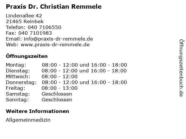 Dr. Brohm Kitzingen
