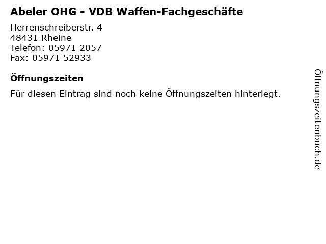 Abeler Rheine