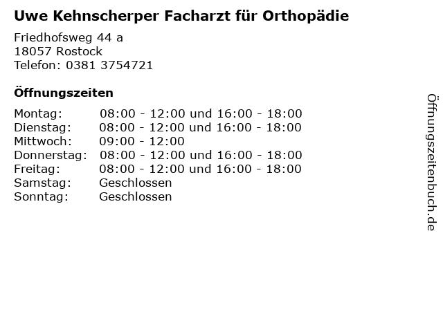 Kehnscherper Rostock
