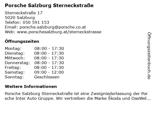 Skoda Salzburg - Service in Salzburg: Adresse und Öffnungszeiten