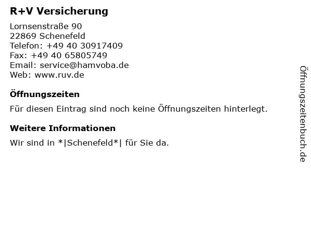 Hamburger Volksbank eG (Geldautomat) in Schenefeld: Adresse und Öffnungszeiten