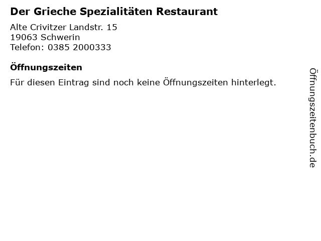 grieche wittenburg
