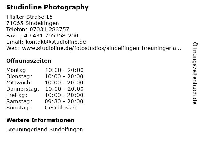 ProBild-Studio in Sindelfingen: Adresse und Öffnungszeiten