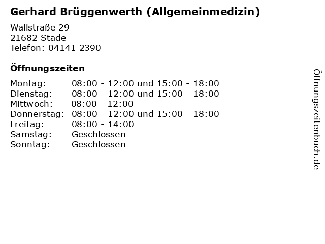 Brüggenwerth Stade