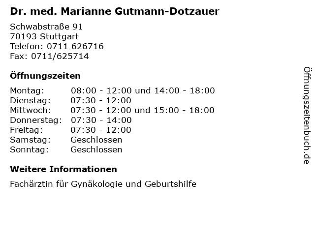 Gutmann Dotzauer