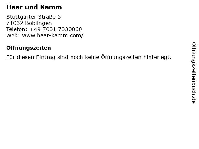 I Love Barbershop Friseur in Stuttgart: Adresse und Öffnungszeiten