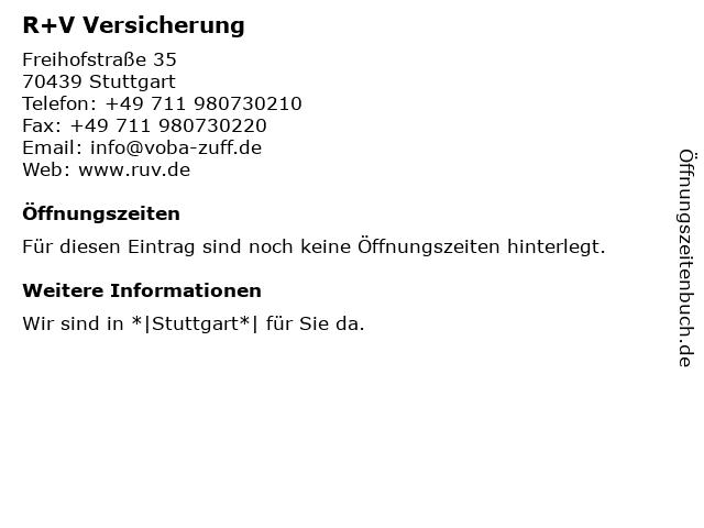 Volksbank Zuffenhausen eG - Zweigniederlassung Stammheim in Stuttgart: Adresse und Öffnungszeiten
