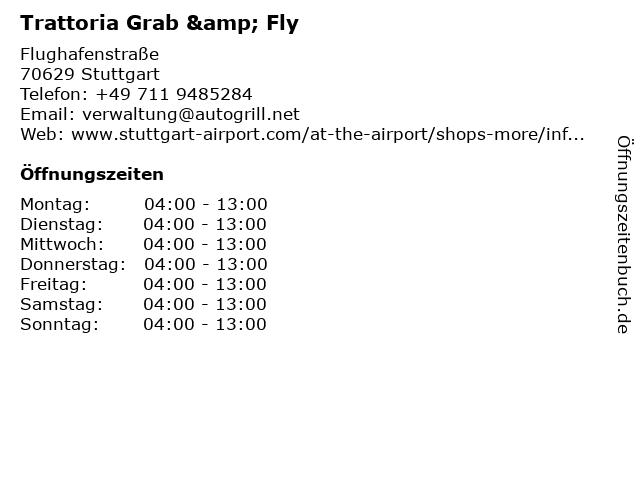 """Restaurant """"Pasta & Sea Food Trattoria"""" in Stuttgart: Adresse und Öffnungszeiten"""