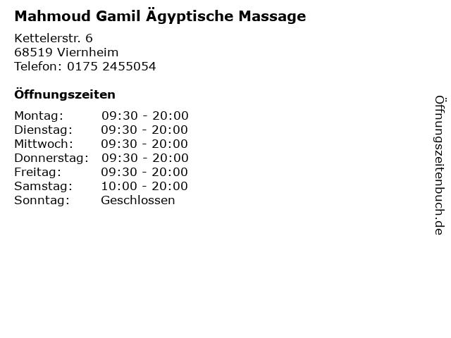 Massage viernheim thai Leelawadee Thai