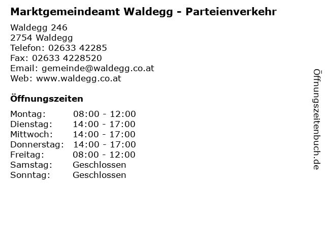 Lukas Klapetz - Waldegg - RiS-Kommunal - Startseite