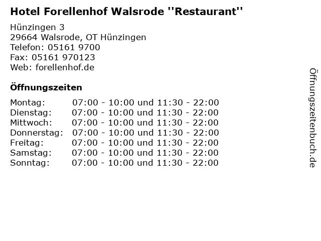 forellenhof hünzingen