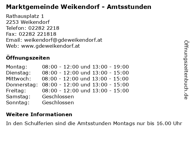 1. Weikendorfer Musikverein - Posts | Facebook