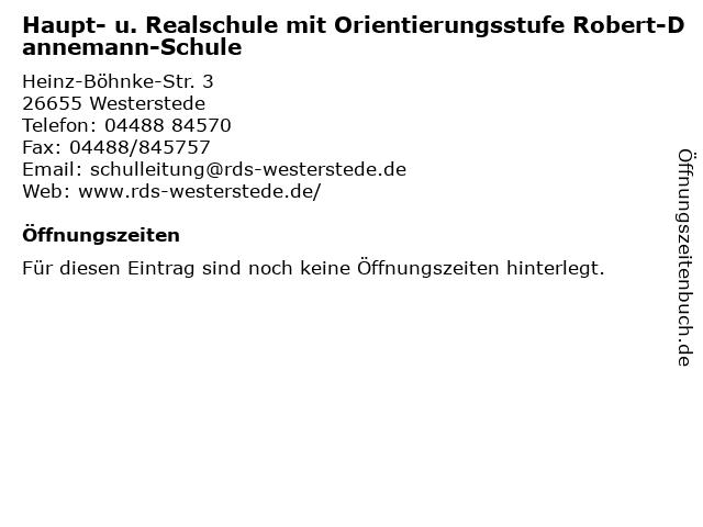 realschule westerstede