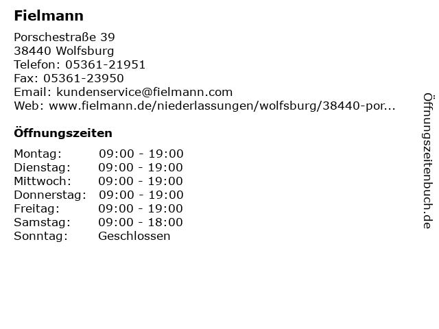 Fielmann Wolfsburg