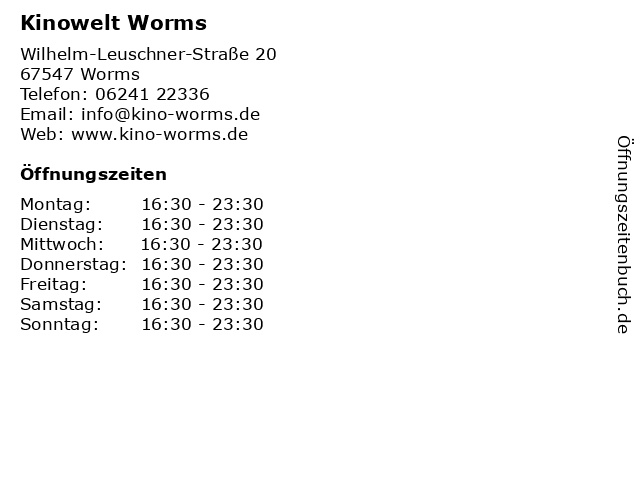 kw kino worms