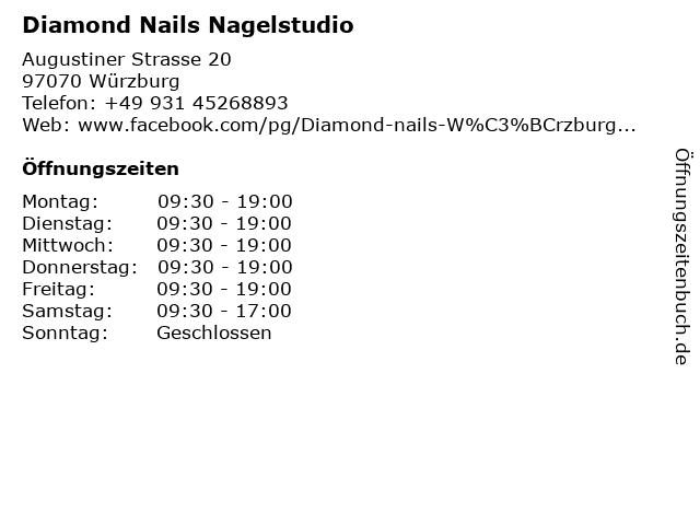 diamond nails würzburg